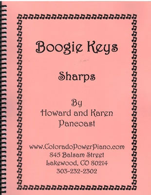 Boogie Keys by Howard and Karen Pancoast