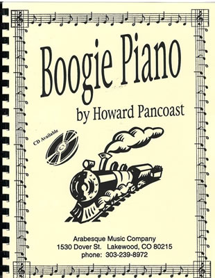 Boogie Piano by Howard Pancoast