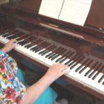 "Karen Pancoast plays ""Bluesy Bounce"""