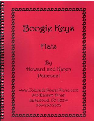 Boogie Keys - Flats