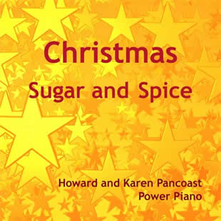 Christmas Sugar and Spice CD